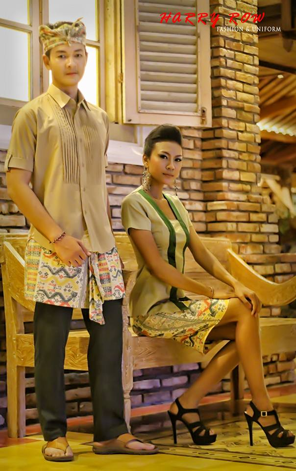 Traditional hospitality uniform tailor for hotel resort for Uniform spa bali